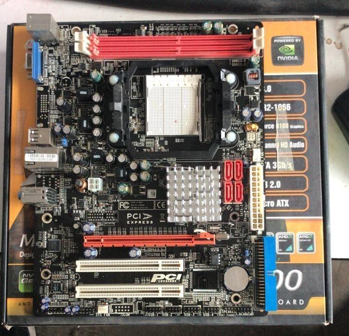 Driver for Zotac GF8100-C-E Nvidia Chipset