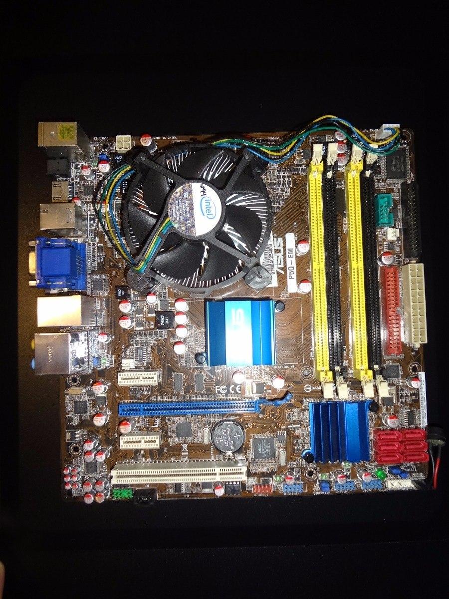 Asus P5QL-EM Intel VGA New