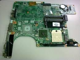 motherboard  compaq presario f700 con problema de video