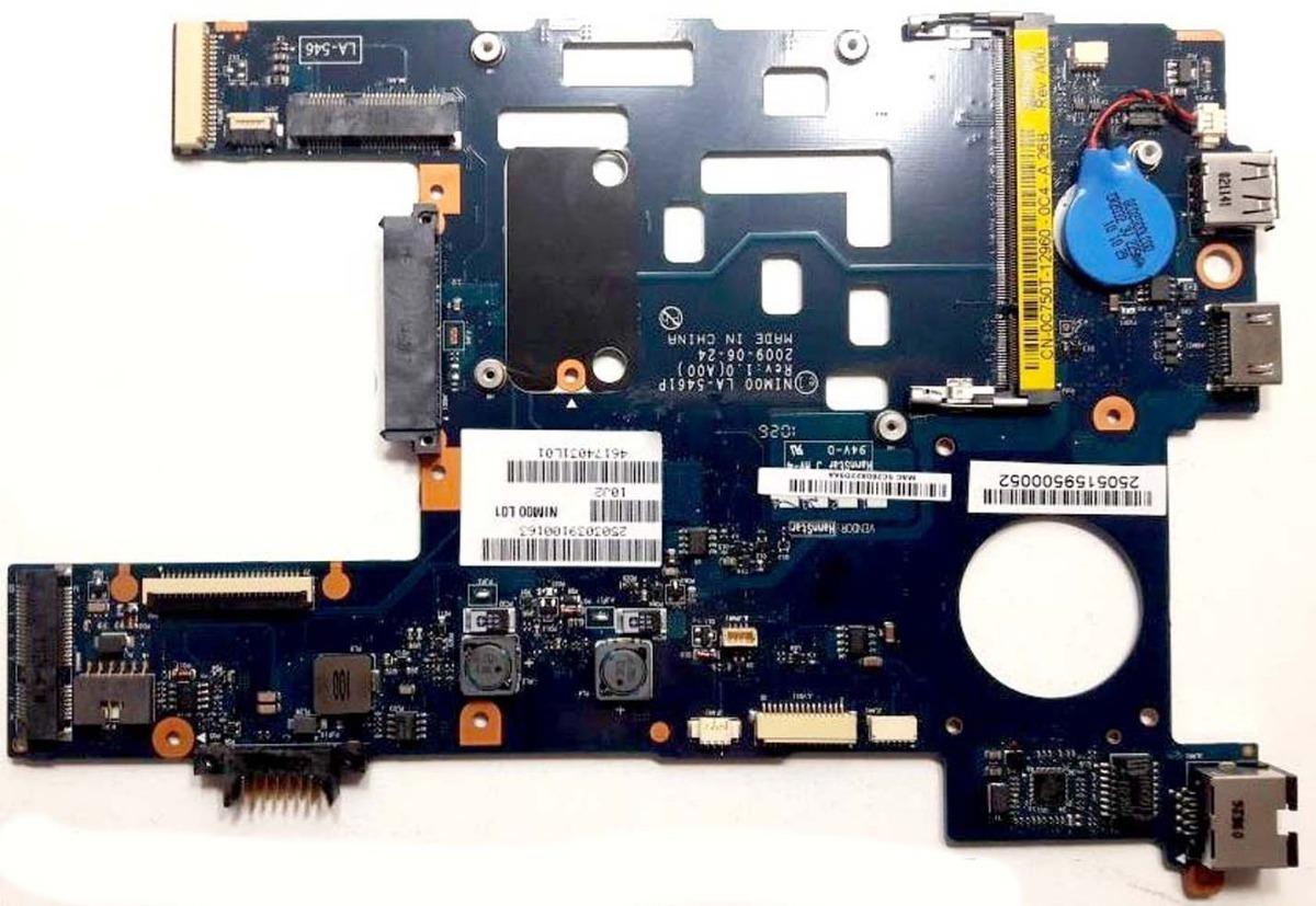 Dell Inspiron 11z 1100 Netbook Motherboard LA-5461P NIM00 0JHY9H JHY9H