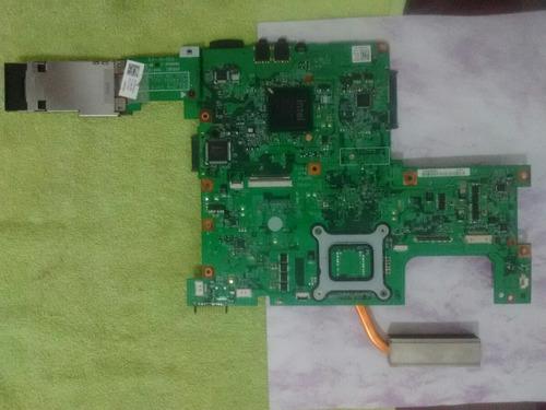 motherboard de laptop dell mode 1545 con¿ procesador, disipa