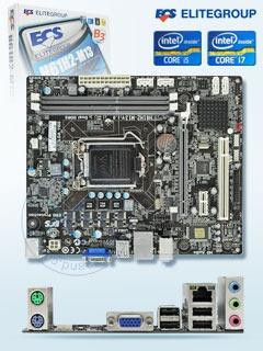 ECS H61H2-M13 (1.0) Windows 8 X64