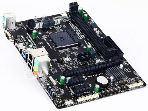 motherboard  ga-am1m-s2h fs1b amd athlon/sempron