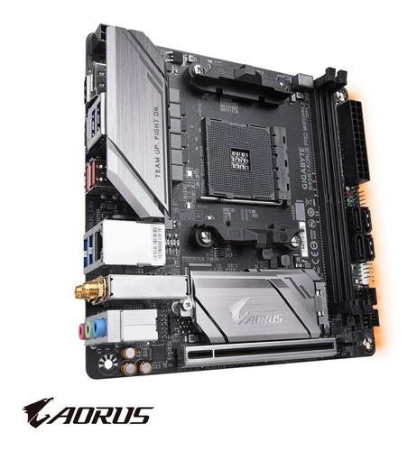motherboard gigabyte b450 i mini itx aorus pro wifi am4 pce