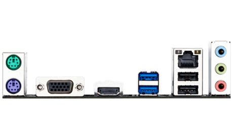 motherboard gigabyte ga-h110m-h, rev 1.0, lga1151,, ddr4