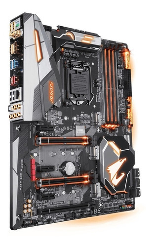 motherboard gigabyte ga-z370 aorus gaming 5 led rgb box
