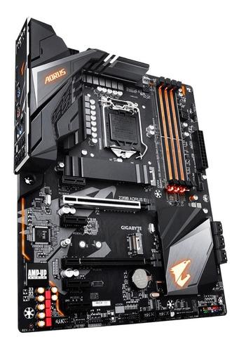 motherboard gigabyte z390 aorus elite intel 1151 ddr4 12c