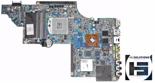 motherboard hp dv7 - 6000 intel 659094-001