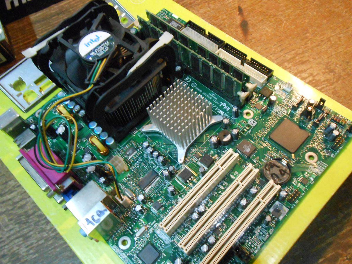 Intel D865GVHZ Driver UPDATE
