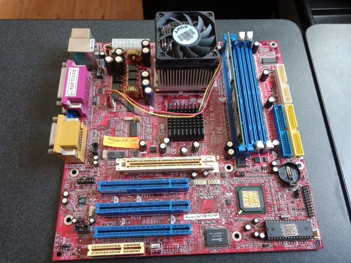 DRIVERS M7VIG PRO MOTHERBOARD