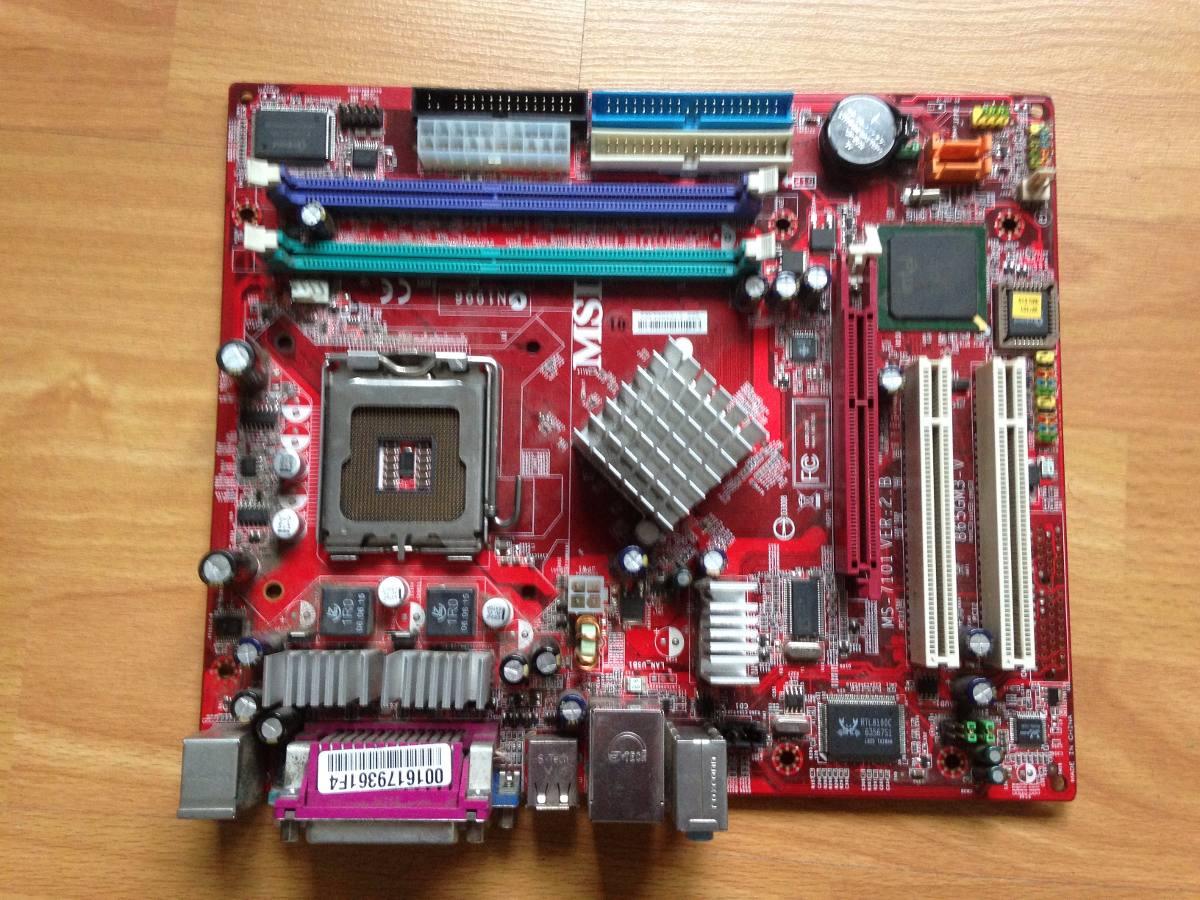 MSI 865GVM3-V TREIBER WINDOWS 10