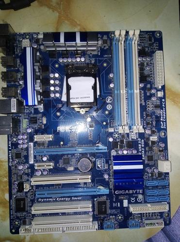 motherboard p55 con fallas