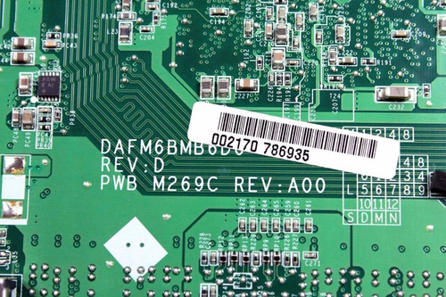 motherboard para dell studio 1535 partes