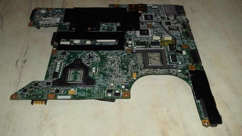 motherboard para notebook hp dv9000 447983-001 (quemado)