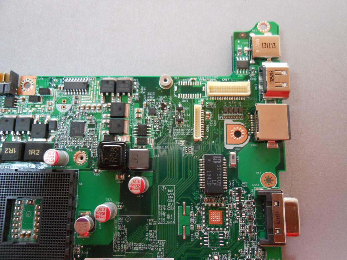 Motherboard Positivo Bgh Linea C500 - Nuevos Con Garantia ...