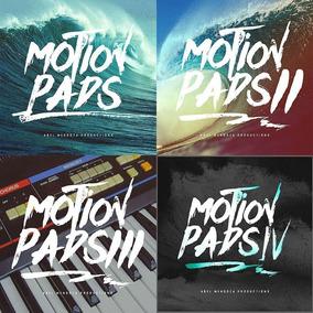 Motion Pads Bundle (1,2,3,4) Worship Essentials