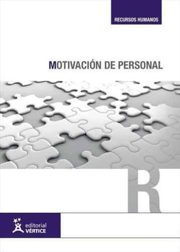 motivación de personal(libro formación)