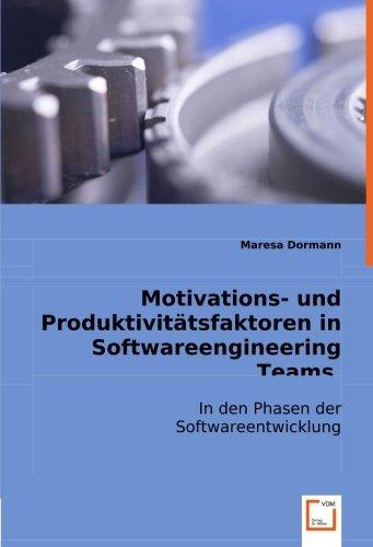 motivations- und produktivitätsfaktoren in softwareengineer