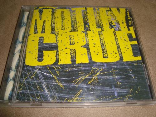 motley crue motley crue cd alemania