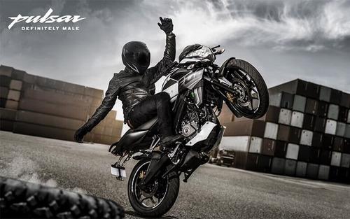 moto 0km bajaj ns 200 abs lanzamiento urquiza motos