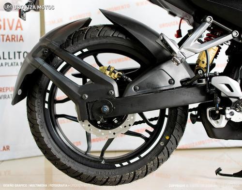 moto 0km bajaj ns 200 nuevo modelo urquiza motos
