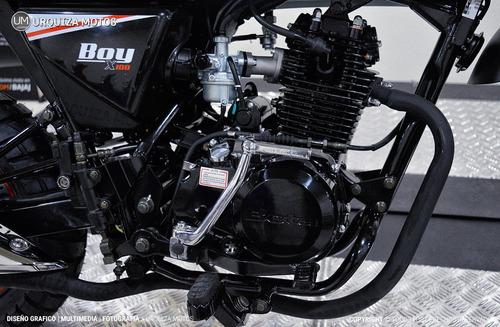 moto 0km boy 100 plan financiamiento promo exclusiva