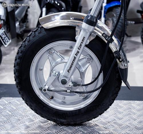 moto 0km corven dx 70 dax financiacion urquiza motos