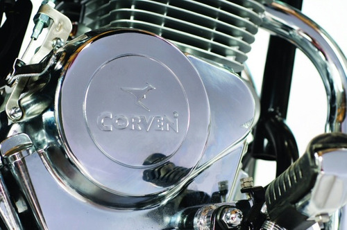 moto 0km corven indiana 256 bordo entrega inm + regalo - rvm