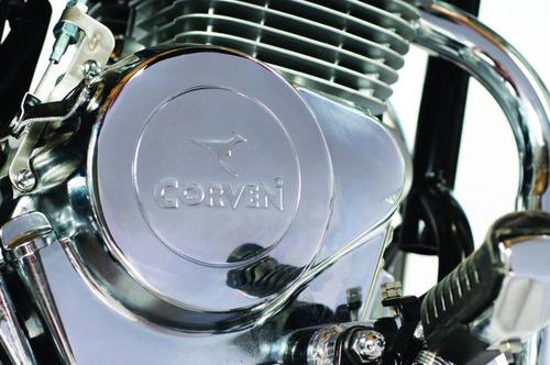moto 0km corven indiana 256 entrega inmediata +regalo - rvm