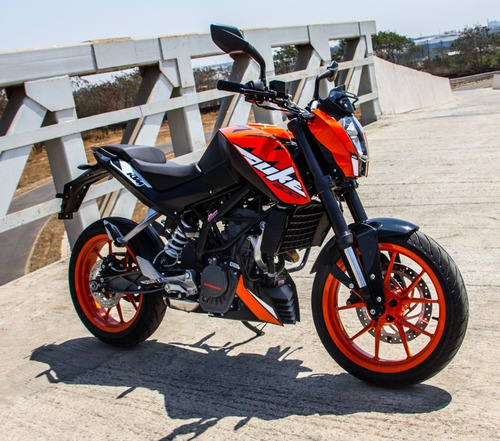 moto 0km ktm duke 200 pista calle naked financiada