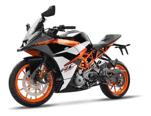 moto 0km naked calle pista ktm rc 200 urquiza motos