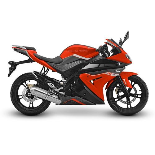 moto 0km  zanella rz 25 r 250 urquiza motos