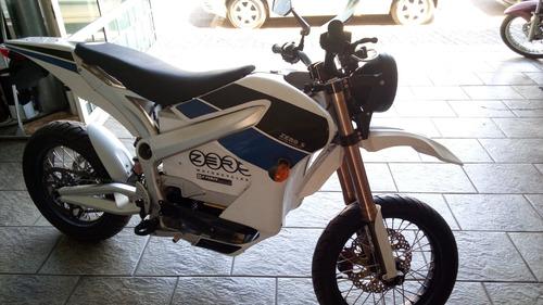 moto 100% elétrica marca zero s
