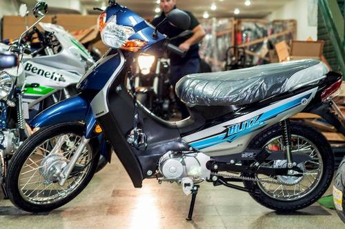 moto 110 - blitz 110  automática motomel promo efectivo!!