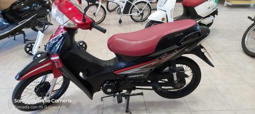 moto 110 gilera smash 2017 - usada