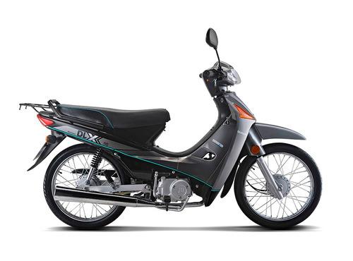 moto 110 motomel dlx 110cc  pago en  efectivo