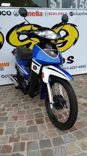 moto 110 motos gilera smash