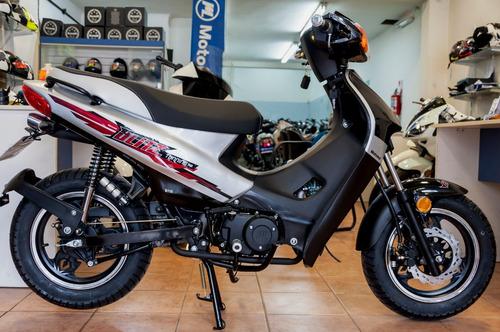 moto 110 tunning blitz 110 tunning promo efectivo!!