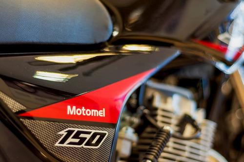 moto 150 cg motomel s2 te la llevas en el momento