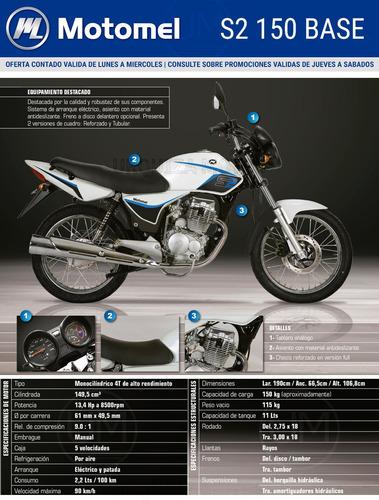 moto 150 motos