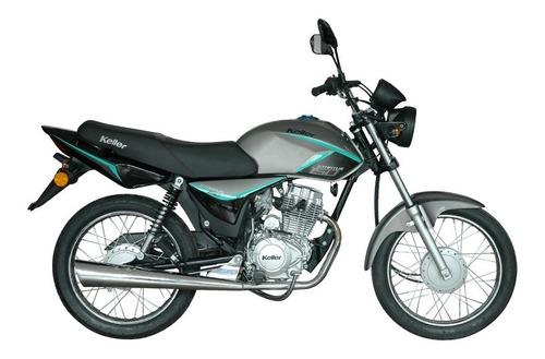 moto 150cc stratus 150 base keller tipo honda titan