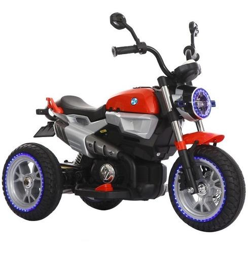 moto 2 motores electrica para niños 2 baterías ml 1183