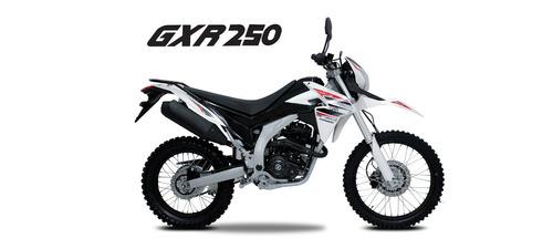 moto 250 gxr tundra guerrero bikecenter motos gxr250 al