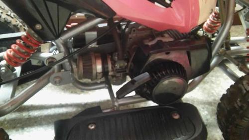 moto 4 ruedas atv niños 3-10años 50cc usada buen estado