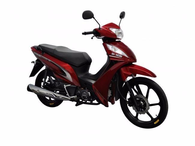 moto 50cc jet 2017 shineray