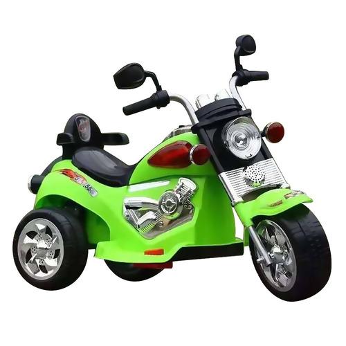 moto a bateria electrica luz bocina y música ml 248