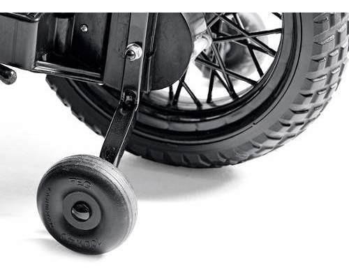 moto a bateria perego ducati enduro