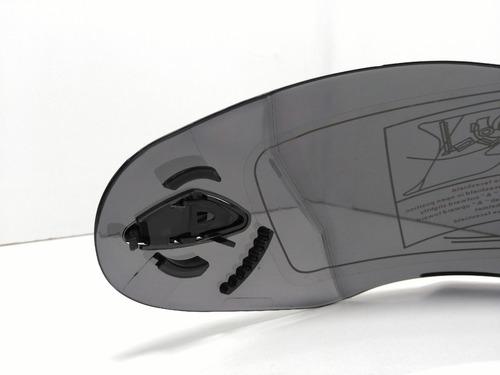 moto abatibl para casco