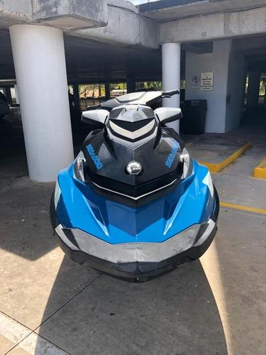 moto acuática 2018