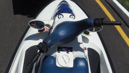 moto acuatica tigershark 780